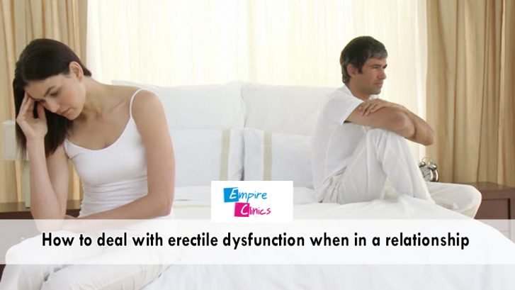 how to cope with infertility in a relationship