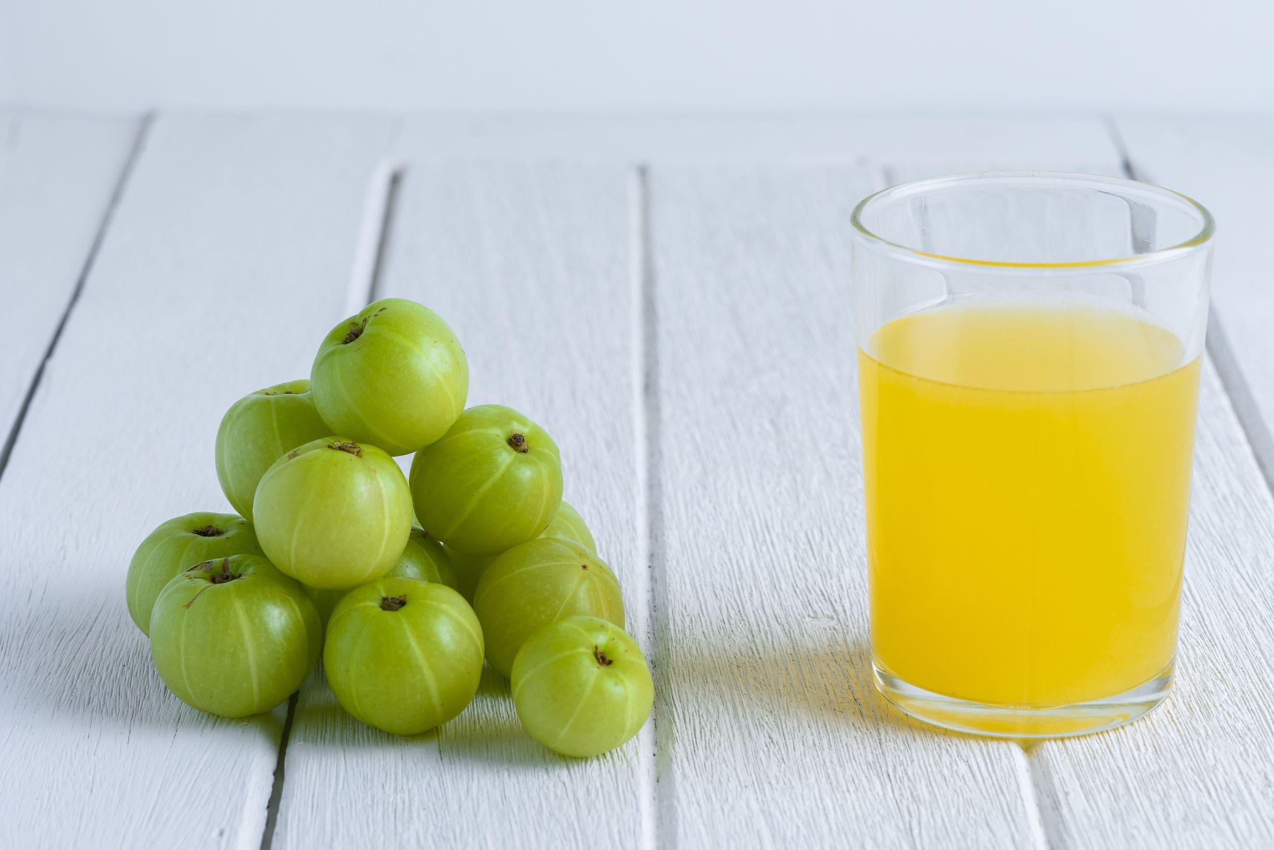 Benefits of Indian Gooseberry or Aamla