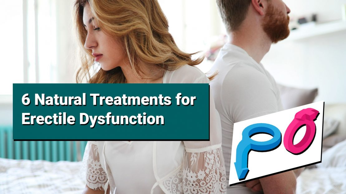 Treatments for erectile dysfunction