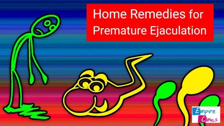 Remedies for Premature Ejaculation