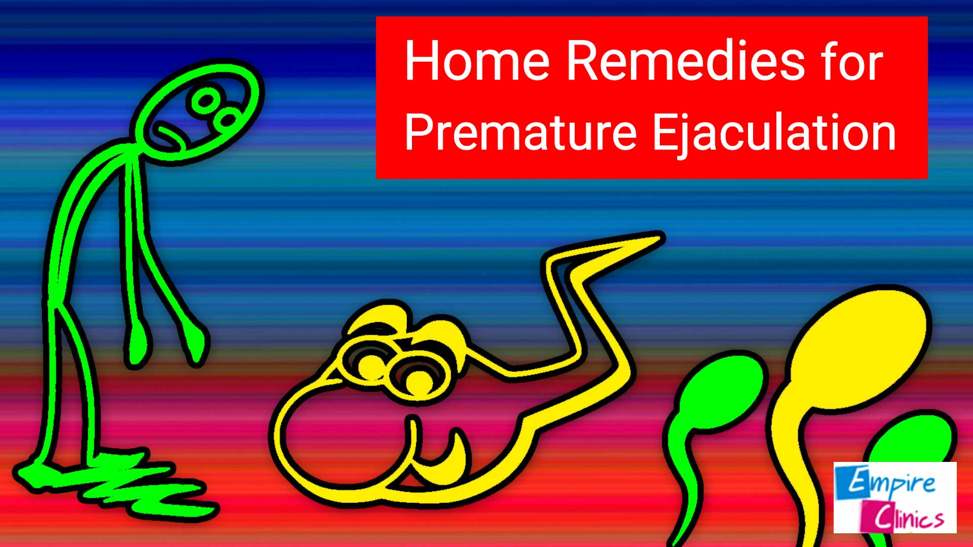 Remedies for Premature Ejaculation