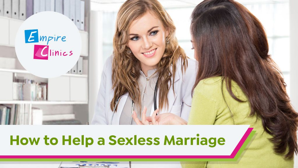 How to help a Sexless Marriage