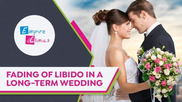 fading of libido in a long term wedding