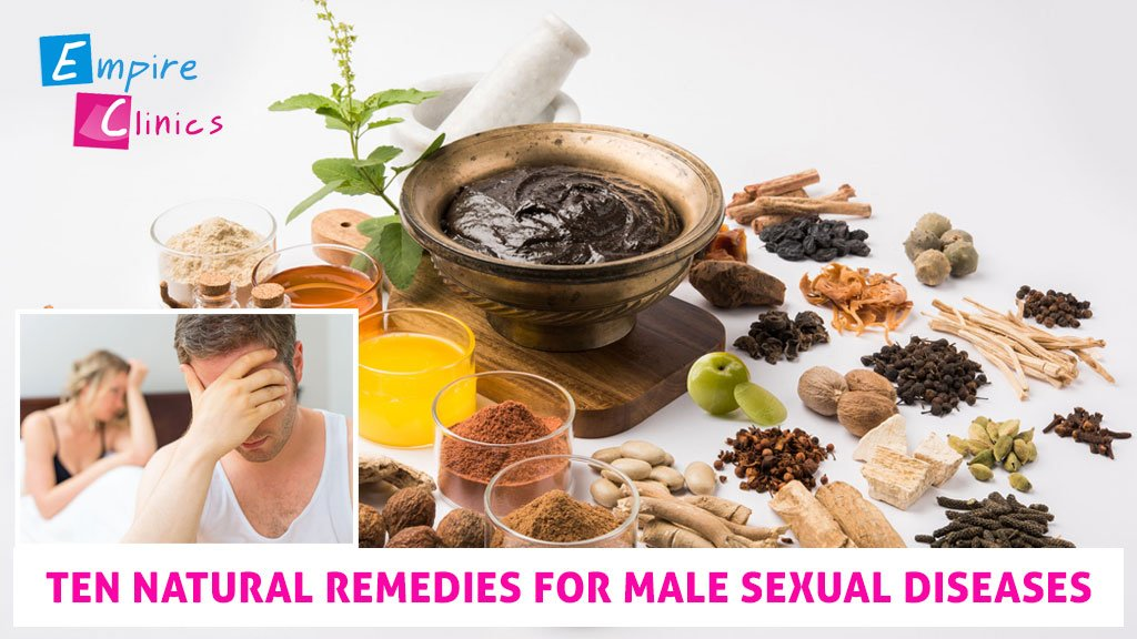 10 Natural remedies to improve male sexual disorder