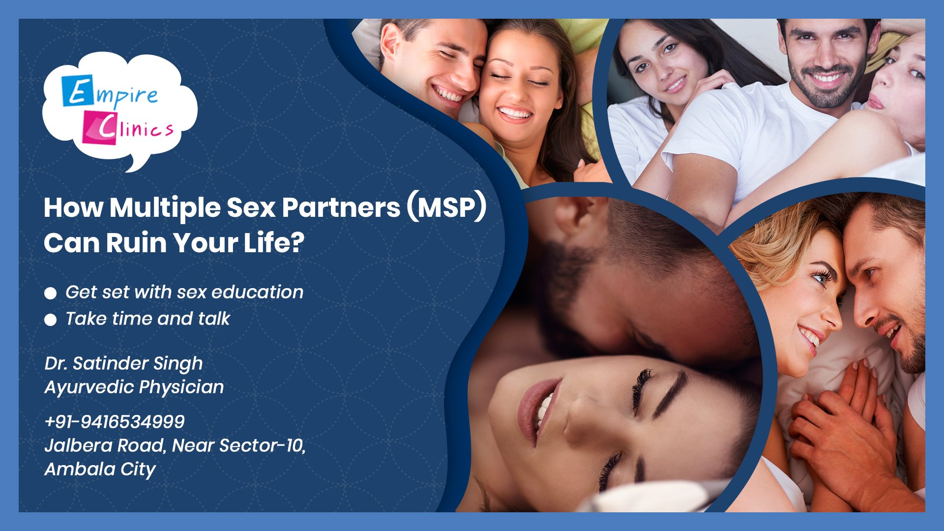 How Multiple Sex Partners (MSP) Can Ruin Your Life?
